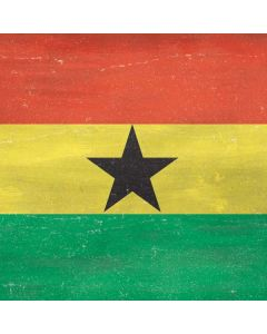 Ghana Flag Distressed Generic Laptop Skin