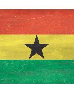 Ghana Flag Distressed Generic Laptop Skin