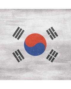South Korean Flag Distressed Generic Laptop Skin