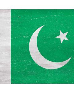 Pakistan Flag Distressed Generic Laptop Skin