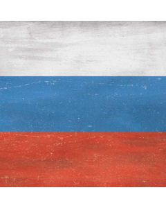 Russian Flag Distressed Generic Laptop Skin