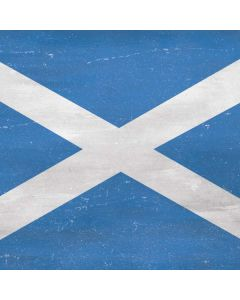 Scotland Flag Distressed Roomba i7+ with Dock Skin