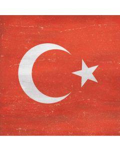Turkish Flag Distressed Generic Laptop Skin