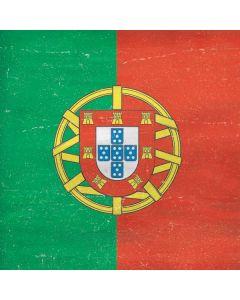 Portugal Flag Distressed Galaxy S9 Plus Waterproof Case