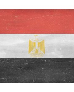 Egyptian Flag Distressed Generic Laptop Skin