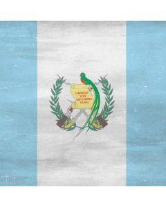 Guatemala Flag Distressed Generic Laptop Skin