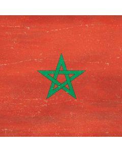 Morocco Flag Distressed One X Skin