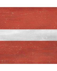 Latvia Flag Distressed PlayStation 4 Gold Wireless Headset Skin