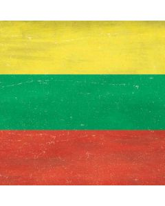 Lithuania Flag Distressed Apple TV Skin