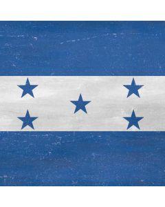 Honduras Flag Distressed PlayStation 4 Gold Wireless Headset Skin