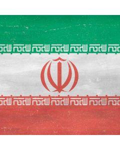 Iran Flag Distressed Generic Laptop Skin