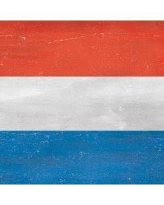 Netherlands Flag Distressed Generic Laptop Skin