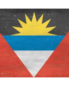 Antigua and Barbuda Flag Distressed Surface Book 2 15in Skin