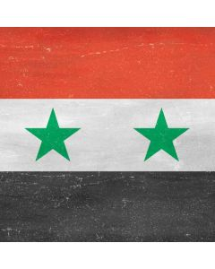 Syria Flag Distressed Surface RT Skin
