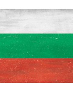 Bulgarian Flag Distressed Generic Laptop Skin
