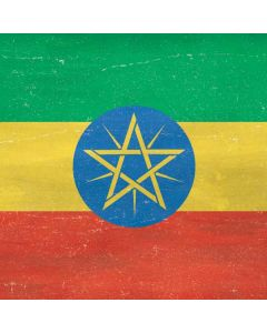 Ethiopia Flag Distressed One X Skin