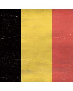 Belgium Flag Distressed Generic Laptop Skin