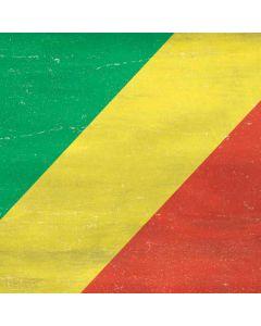 Republic of the Congo Flag Distressed Generic Laptop Skin