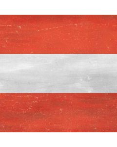 Distressed Austria Flag Apple TV Skin