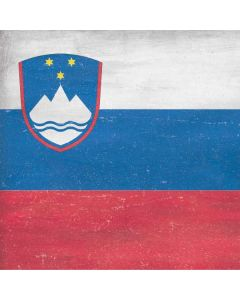 Slovenia Flag Distressed Generic Laptop Skin