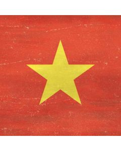 Vietnam Flag Distressed Amazon Echo Skin