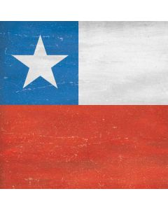 Chile Flag Distressed Generic Laptop Skin