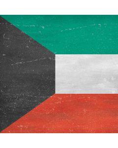Kuwait Flag Distressed Yeti Colster Can Insulator Skin