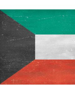 Kuwait Flag Distressed MED-EL Rondo 2 Skin