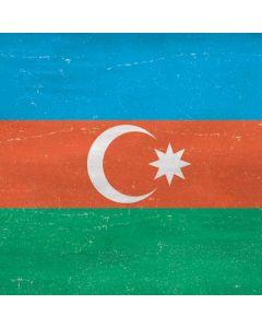Azerbaijan Flag Distressed Generic Laptop Skin