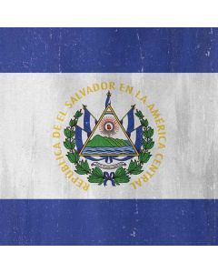 El Salvador Flag Distressed Apple Pencil (1st Gen, 2017) Skin