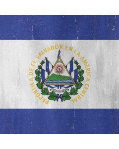 El Salvador Flag Distressed Generic Laptop Skin