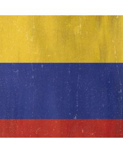 Colombia Flag Distressed Generic Laptop Skin