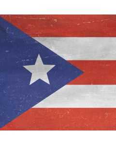 Puerto Rico Flag Distressed Generic Laptop Skin