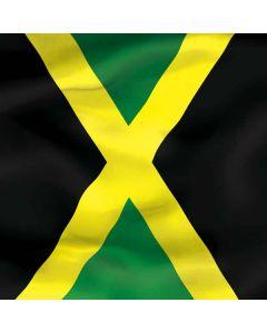 Jamaica Flag PlayStation 4 Gold Wireless Headset Skin