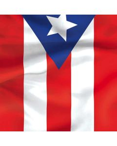 Puerto Rico Flag Apple MacBook Pro Skin