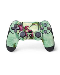 Flirting Fairy and Hummingbird PS4 Pro/Slim Controller Skin