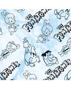 The Flintstones Tie Dye Print Wii U (Console + 1 Controller) Skin