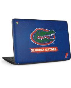 Florida Gators HP Chromebook Skin