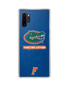 Florida Gators Galaxy Note 10 Plus Clear Case