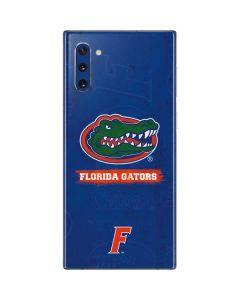 Florida Gators Galaxy Note 10 Skin