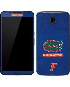 Florida Gators Google Nexus 6 Skin