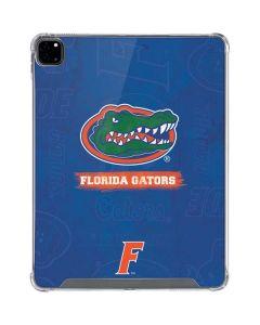 Florida Gators iPad Pro 12.9in (2020) Clear Case