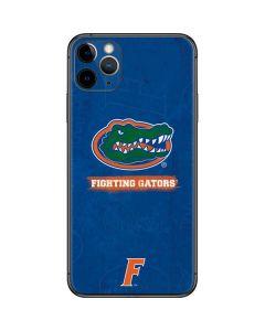 Florida Gators iPhone 11 Pro Max Skin