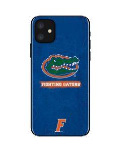 Florida Gators iPhone 11 Skin