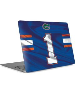 Florida Gators Jersey Apple MacBook Air Skin