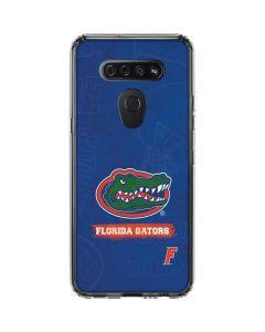 Florida Gators LG K51/Q51 Clear Case
