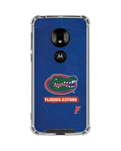 Florida Gators Moto G7 Play Clear Case