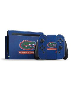 Florida Gators Nintendo Switch Bundle Skin