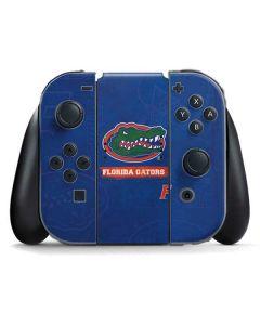 Florida Gators Nintendo Switch Joy Con Controller Skin