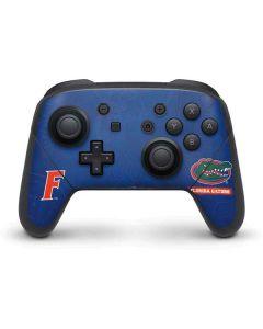 Florida Gators Nintendo Switch Pro Controller Skin